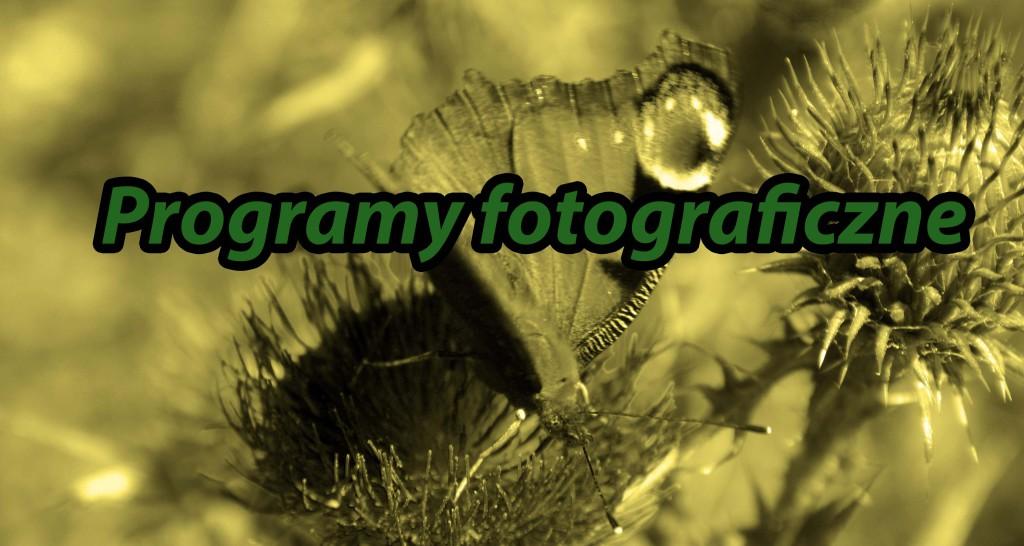Programy fotograficzne
